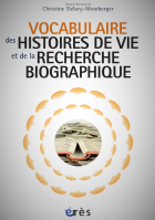 en librairie le 10/10/2019 - Christine Delory-Momberger